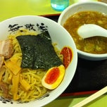 Photo taken at 無敵家 新宿三丁目店 by daruma_lunch T. on 7/15/2012