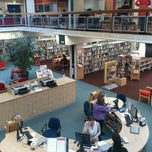 Photo taken at Oxford Central Library by Pedramb L. on 4/24/2012