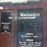 Photo taken at Maggiano's Little Italy by Teri C. on 4/21/2012