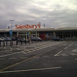 Photo taken at Sainsbury's by MC V V. on 7/14/2012