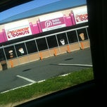Photo taken at Dunkin Donuts by Julie C. on 3/29/2012