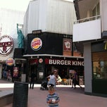 Photo taken at Burger King by Jim S. on 5/8/2012
