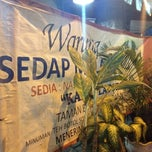 "Photo taken at Depot Sedap Malam (Rawon dan Soto Saging ""Kalkulator"") by Setiawan N. on 7/11/2012"