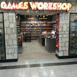 Photo taken at Games Workshop by Mathieu D. on 6/7/2012