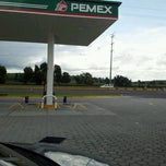 Photo taken at Gasolinera Covesu by Luis V. on 8/19/2012