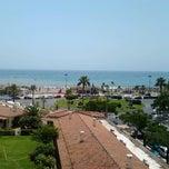 Photo taken at Hotel Los Jazmines by Juan Antonio P. on 7/16/2012