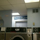 Photo taken at Lancaster Laundrette by Jim R. on 2/13/2012