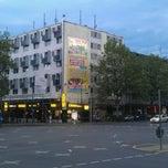 Photo taken at H Hansemannplatz by Tobias on 8/15/2012