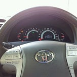 Photo taken at Toyota Servis Bahau by Adzmie I. on 5/12/2012