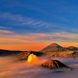 Photo taken at Gunung Bromo by Siyn Z. on 4/21/2012