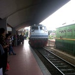 Photo taken at Stasiun Malang Kotabaru by Agus B. on 5/20/2012