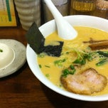 Photo taken at ラハメン ヤマン (Rahmen Yahman) by daikiresolfa.net on 5/8/2012