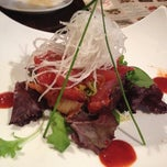 Photo taken at Joss Cafe & Sushi Bar by Dan B. on 7/6/2012