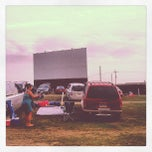 Photo taken at Sunset Drive-In Theatre by Zach E. on 7/8/2012
