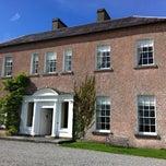 Photo taken at Enniscoe House by Dj K. on 8/29/2012