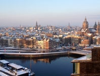 Cover Photo for Citymaps Best's map collection, Best Nightlife in Amsterdam