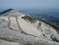Cover Photo for mike foxtrot's map collection, Tour de France Classic Climbs