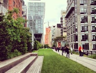Cover Photo for Lily McGrady's map collection, Places to go in NYC.