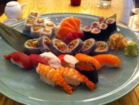 Cover Photo for Krisztián Vértes's map collection, Sushi Budapest