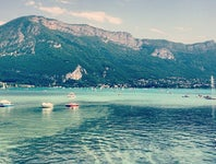 Cover Photo for Kate B's map collection, Annecy