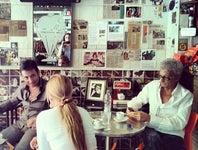 Cover Photo for Jean Carlos Omobono Zabala's map collection, Café