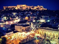 Cover Photo for Citymaps Best's map collection, Must Visit Spots in Athens, GR