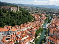 Cover Photo for Tracy T's map collection, Ljubljana, Slovenia - Tracy's