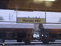 Cover Photo for Cynthia's map collection, Hanau