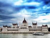 Cover Photo for Josh Gallacher's map collection, Budapest