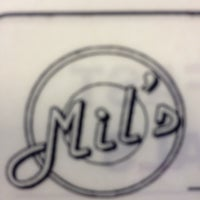 Photo taken at Mil's Diner by Michael N. on 5/28/2012