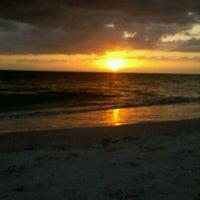 Photo taken at Bonita Beach by Peter K. on 4/16/2012