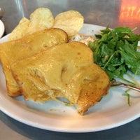 Photo taken at Huxleys Bar & Kitchen by John E. on 8/11/2012
