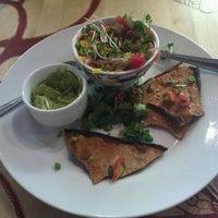 Photo taken at Chakra 4 Vegetarian Restaurant by Chris M. on 3/3/2012
