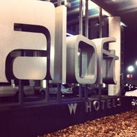 Photo taken at Aloft San Antonio Airport by Chuy H. on 2/4/2012