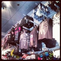 Photo taken at Hot Topic by Isabel M. on 4/7/2012