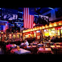 Photo taken at Portillo's by Jason Ching K. on 4/26/2012