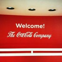 Foto tomada en Coca-Cola Headquarters por Jesse T. el 2/21/2012