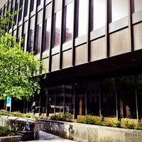 Photo taken at Palais de justice de Montréal by Sylvain B. on 4/26/2012