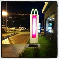 Photo taken at McDonald's & McCafé by Nat™ on 8/26/2012