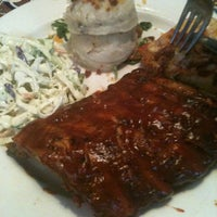 Photo taken at Chilis Texas Grill by Allan C. on 5/7/2012