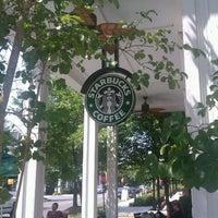 Photo taken at Starbucks by Magnolia E. on 6/22/2012