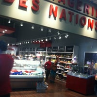 Photo taken at Marché Gourmand by Normand R G. on 9/2/2012