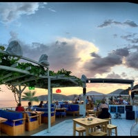 Photo taken at Buzz Beach Bar by Peter S. on 6/20/2012