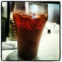 Photo taken at Ruby's Diner by Solstice H. on 8/22/2012