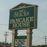 Photo taken at Hot Stacks Pancake House by Anthony K. on 7/8/2012