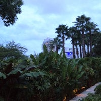 Photo taken at The Standard Spa, Miami Beach by Luis on 8/11/2012