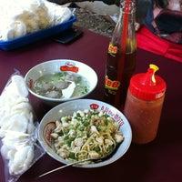 Photo taken at Bakmi Aseng by andini k. on 3/24/2012