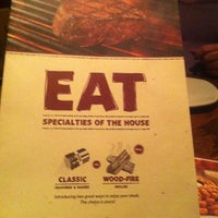 Photo taken at Outback Steakhouse by Brittany D. on 4/7/2012