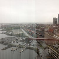Photo taken at Pan Pacific Vancouver by Jay A. on 5/21/2012