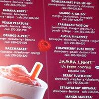 Photo taken at Jamba Juice by Alyssa B. on 4/30/2012